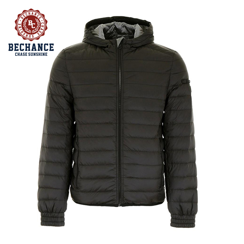 Mens Cheap Customer Ultralight Padded Jacket From Chinese Garment Factory