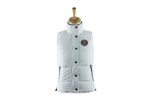 W2014 Unisex Casual Down Vest Sleeveless Down Jacket