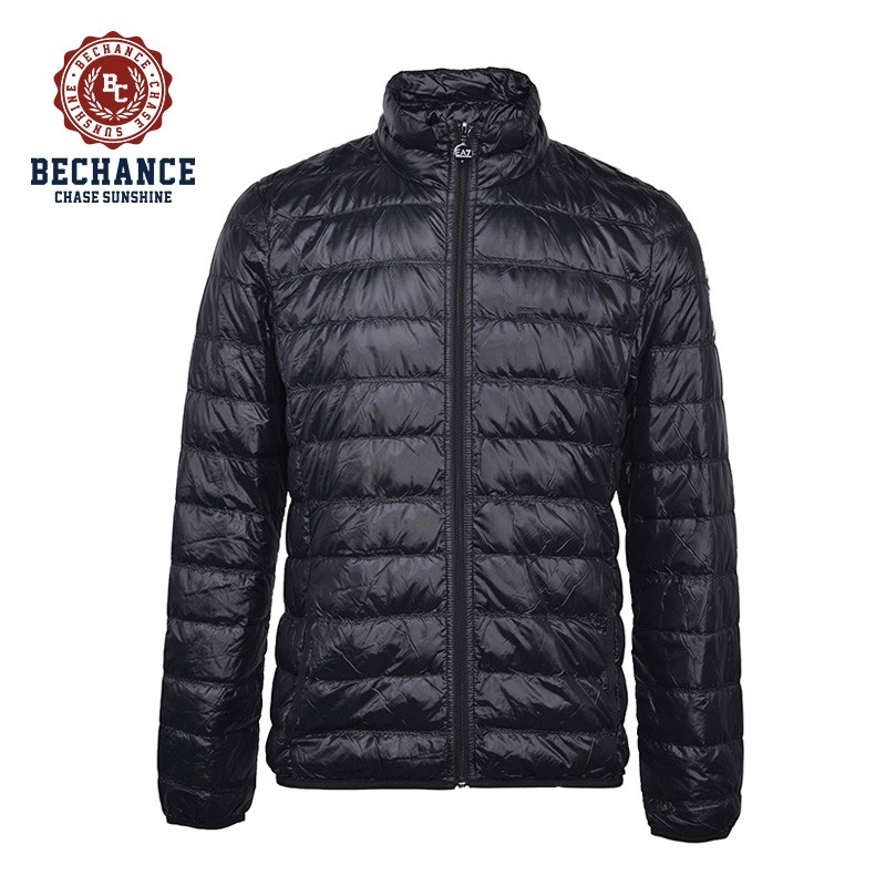 H1051 Winter Manly Down Jacket Winter Wearing Ultralight Down Coat