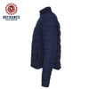 OEM Men's Classic Polyester Filling Jacket Stand Collar Quilted Jacket