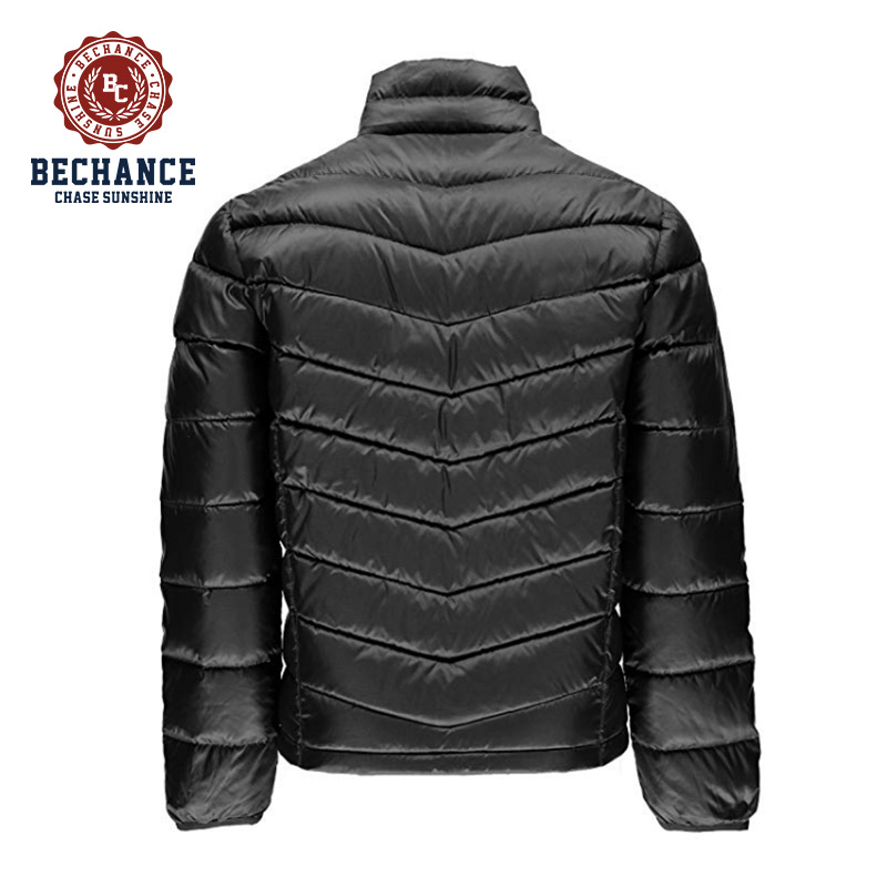 Cheap Customer Ultralight Snow Down Feather Foldable Winter Regular Down Jackets